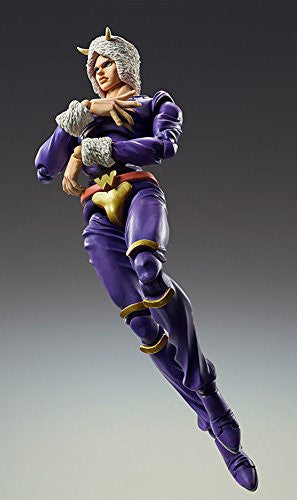 Image 3 for Jojo no Kimyou na Bouken - Stone Ocean - Weather Report - Super Action Statue #76 (Medicos Entertainment)
