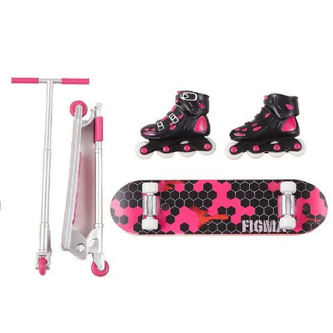 Image for ex:ride: ride.003 - Street Style Set (Pink)