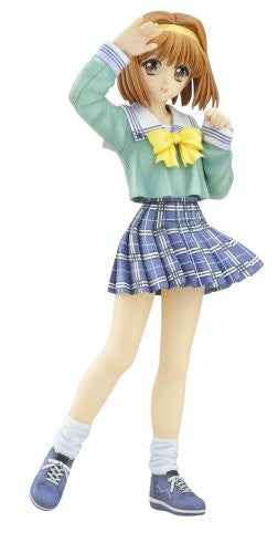 Image 1 for Sister Princess - Kaho - 4-Leaves Legend Girls - 1/7 - School Uniform ver. (Kotobukiya)