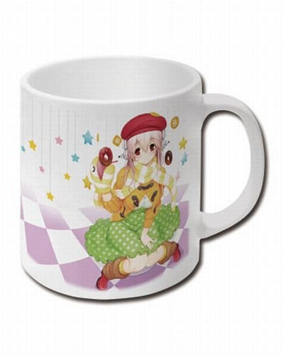 Image 1 for SoniAni: Super Sonico The Animation - Sonico - Mug - C - Sweets (Toy's Planning)