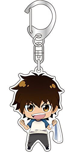 Image 1 for Daiya no Ace - Sawamura Eijun - Keyholder - Casual Wear ver. (Broccoli)