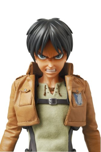 Image 9 for Shingeki no Kyojin - Eren Yeager - Real Action Heroes #668 - 1/6 (Medicom Toy)