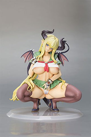 Image for Original Character - Sailor Succubus Sapphire - 1/6 - Citrus Honey (Orchid Seed)