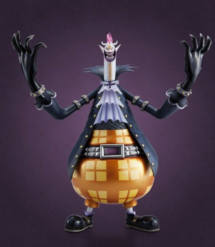 Image 3 for One Piece - Gecko Moria - Portrait Of Pirates DX - Excellent Model (MegaHouse)