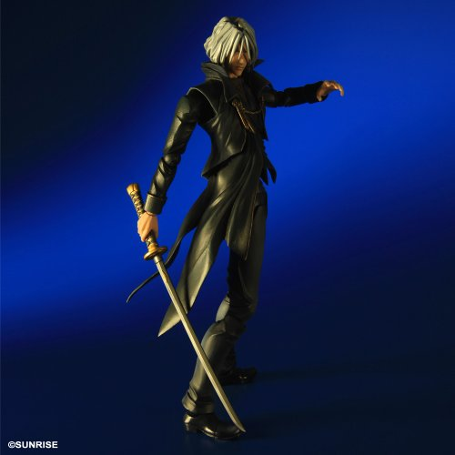 Image 8 for Cowboy Bebop - Vicious - Play Arts Kai (Square Enix)