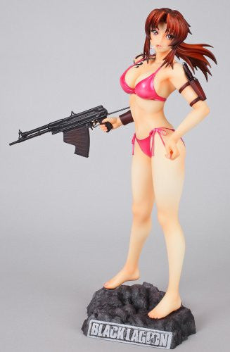 Image 2 for Black Lagoon - Revy - 1/6 - Swimsuit Ver. (New Line)