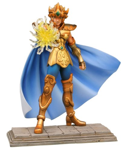 Image 1 for Saint Seiya - Leo Aiolia - Saint Seiya Super Statue (Medicos Entertainment)