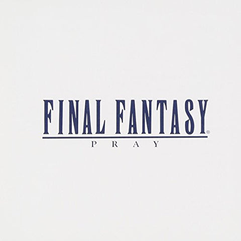 Image for Final Fantasy Vocal Collections I -Pray-