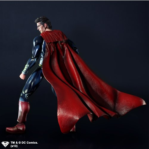 Image 4 for Man of Steel - Superman - Play Arts Kai (Square Enix)