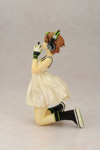 Original Character - Headphone Girl - 1/7 (e-animedia Moon Toys)