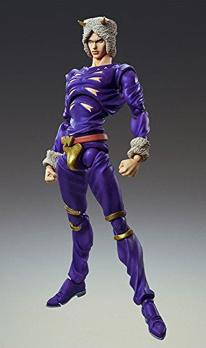 Image 2 for Jojo no Kimyou na Bouken - Stone Ocean - Weather Report - Super Action Statue #76 (Medicos Entertainment)
