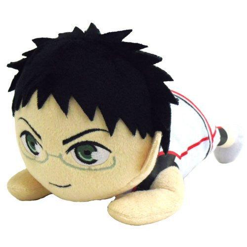 Image 1 for Kuroko no Basket - Hyuuga Junpei - Cushion - Nesoberi Cushion Mini (Bandai)