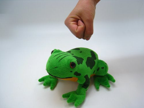 Image 5 for Jojo no Kimyou na Bouken - Phantom Blood - Talking Plush - Frog Plush (Ensky)