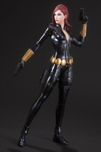 Image 7 for The Avengers - Black Widow - Marvel The Avengers ARTFX+ - ARTFX+ - 1/10 (Kotobukiya)