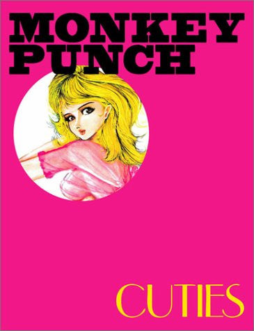 "Image for Monkey Punch ""Cuties Beauty Women"" Illustration Art Book"