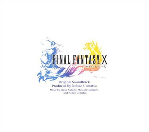 Image for FINAL FANTASY X Original Soundtrack
