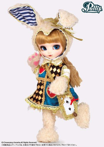 Image 2 for Pullip (Line) - Pullip - Classical White Rabbit - 1/6 - Alice in Wonderland; Orthodox series (Groove)