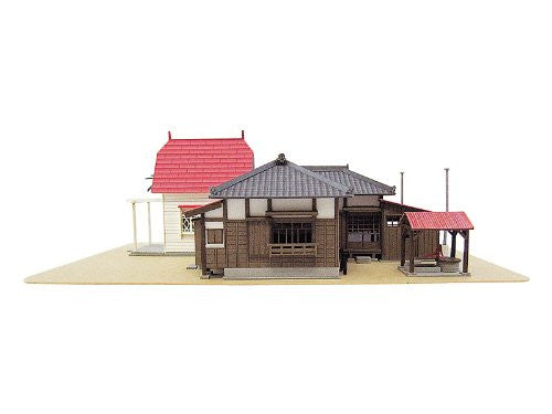 Image 2 for Tonari no Totoro - Model Train - Satsuki & Mei's House - 1/150 (Sankei)