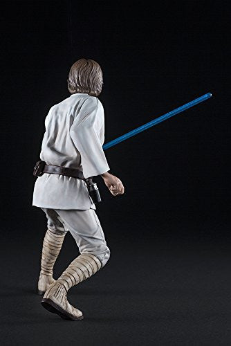 Image 7 for Star Wars - Luke Skywalker - Star Wars Episode IV: A New Hope ARTFX + - 1/10 (Kotobukiya)