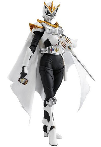 Image for Kamen Rider Dragon Knight - Kamen Rider Siren - Figma #SP-026 (Max Factory)