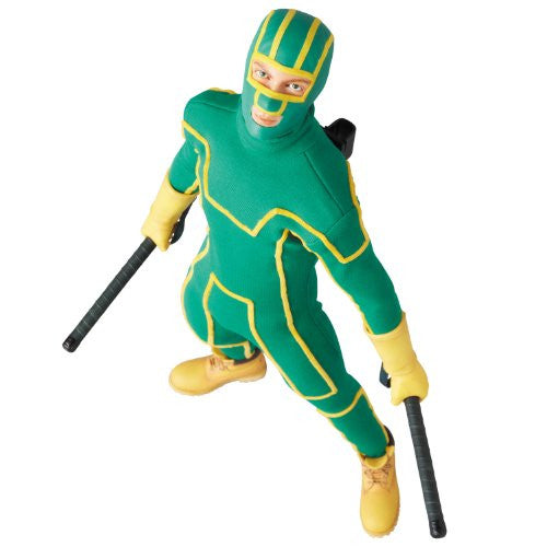 Image 7 for Kick-Ass 2 - Kick-ass - Real Action Heroes #674 - 1/6 (Medicom Toy)