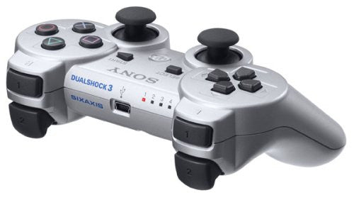 Image 1 for Dual Shock 3 (Satin Silver)