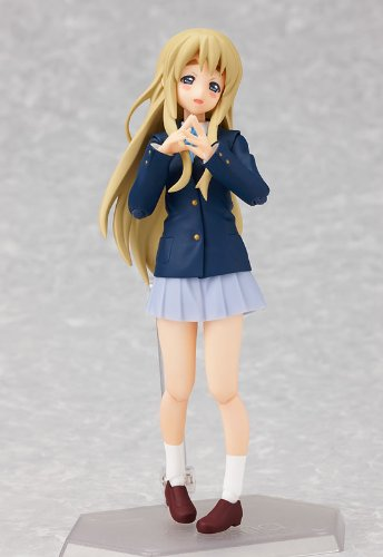 Image 6 for K-ON! - Kotobuki Tsumugi - Figma #059 - School Uniform Ver. (Max Factory)