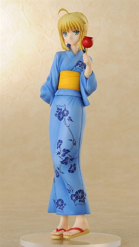 Image 2 for Fate/Stay Night - Saber - 1/8 - Yukata ver. (FREEing)
