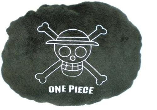Image 2 for One Piece - Monkey D. Luffy - One Piece Reversible Cushion (Bandai)
