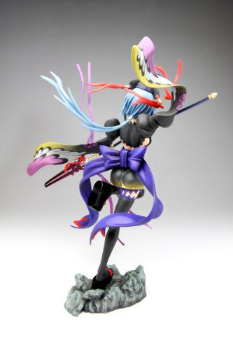 Image 5 for Koihime†Musou - Chouun Shiryuu (Sei) - Marvelous Model - 1/8 - Kuroi Chou Kamen (BaseSon Zigz Toy)