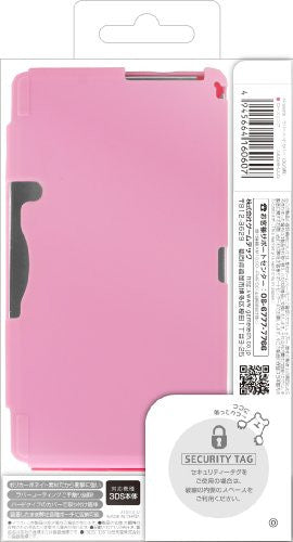 Image 2 for Palette Rubber Hardcover for 3DS (Rose Pink)