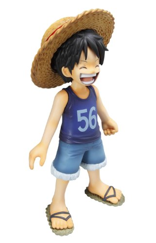 Image 5 for One Piece - Monkey D. Luffy - Portrait Of Pirates MILD - Excellent Model - 1/8 - CB-EX Brothers Bond (MegaHouse)