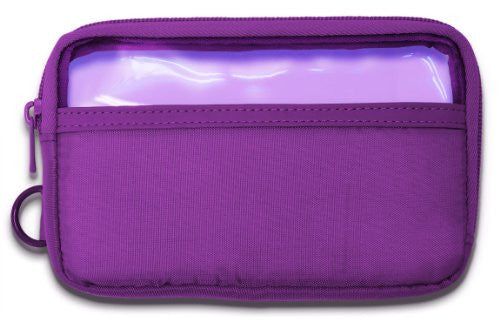 Image 1 for Signal Pouch for 3DS LL (Purple)