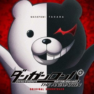 Image 1 for DANGANRONPA THE ANIMATION ORIGINAL SOUNDTRACK