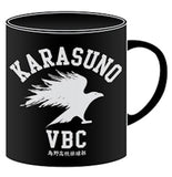Thumbnail 1 for Haikyuu!! - Mug - Karasuno (Cospa)