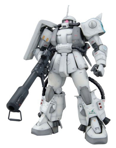 Image 1 for Kidou Senshi Gundam - MS-06R-1A Zaku II High Mobility Type - MG #115 - 1/100 - Ver 2.0,  Shin Matsunaga colors (Bandai)