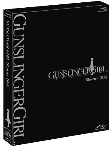 Image 3 for Gunslinger Girl Blu-ray Box