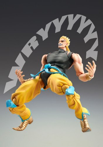 Image 3 for Jojo no Kimyou na Bouken - Stardust Crusaders - Dio Brando - Super Action Statue #18 - Awakening Ver. (Medicos Entertainment)