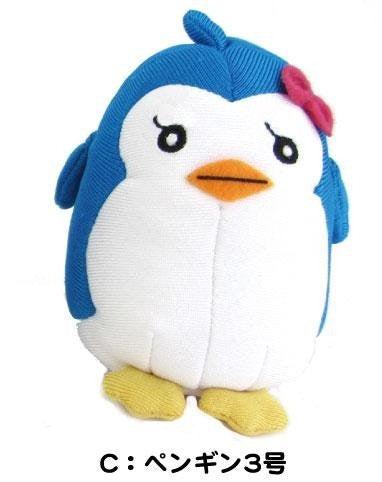 Image 1 for Mawaru Penguindrum - Penguin 3-gou - Cushion (Movic)