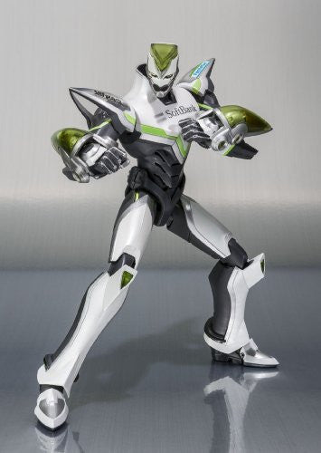 Image 3 for Tiger & Bunny - Wild Tiger - S.H.Figuarts - Movie Edition (Bandai)