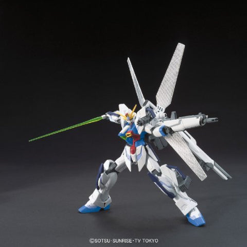 Image for Gundam Build Fighters - GX-9999 Gundam X Maoh - HGBF #003 - 1/144 (Bandai)