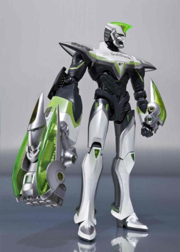 Image 7 for Tiger & Bunny - Wild Tiger - S.H.Figuarts (Bandai)