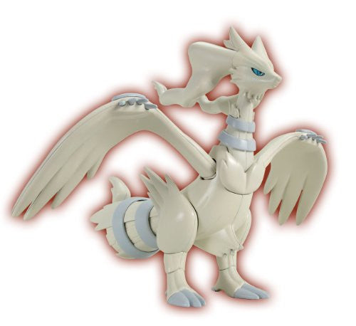Image 2 for Pocket Monsters - Reshiram - Pokemon Plamo (Bandai)