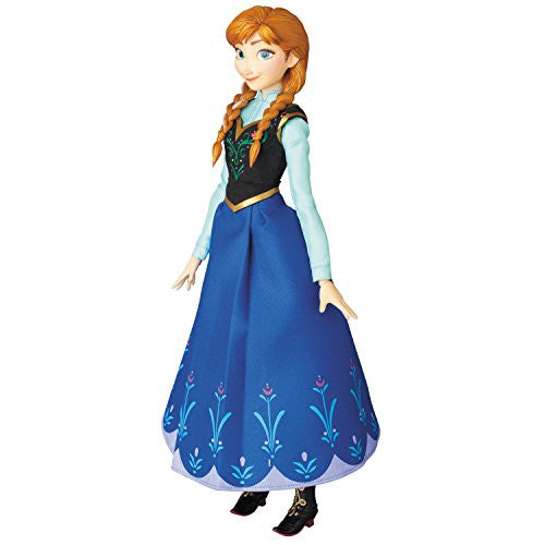 Image 7 for Frozen - Anna - Real Action Heroes No.728 - 1/6 (Medicom Toy)