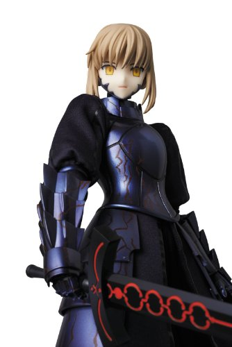 Image 2 for Fate/Stay Night - Saber Alter - Real Action Heroes #637 - 1/6 (Medicom Toy)