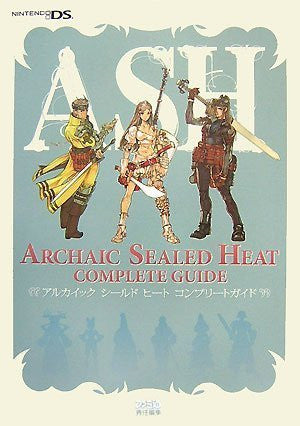 Image 1 for Ash: Archaic Sealed Heat Complete Guide