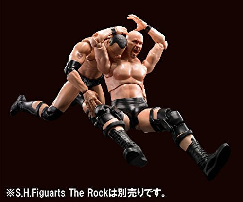Image 2 for WWE - Stone Cold Steve Austin - S.H.Figuarts (Bandai)