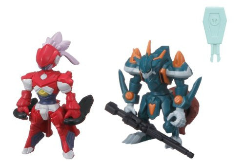 Image 1 for Danball Senki - LBX Fenrir - LBX Battle Custom (Bandai)