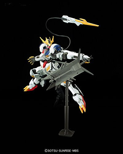 Image 7 for Kidou Senshi Gundam Tekketsu no Orphans - ASW-G-08 Gundam Barbatos Lupus Rex - 1/100 Gundam Iron-Blooded Orphans Model Series - 1/100 (Bandai)