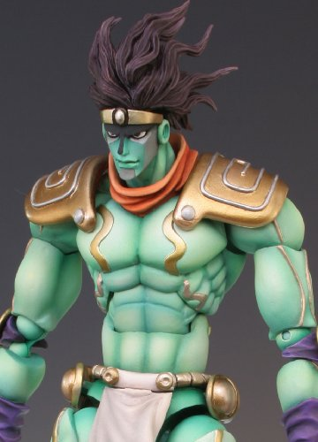 Image 3 for Jojo no Kimyou na Bouken - Stardust Crusaders - Star Platinum - Super Action Statue #1 (Medicos Entertainment)